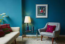 Colour palette / Interior