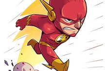 SuperHeroes / I've spent my hole life searching for the impossible, never imagining that I would become the impossible. ~The Flash