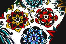 tattoo mandalas