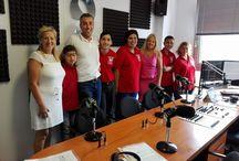 Fotografías de la Radio.