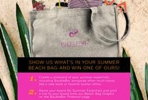 My Summer Essentials / by Carol
