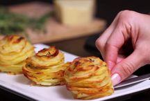 Kartoffel - Potato - Patata / Kartoffelrezepte aller Art :)