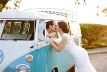 Kombi Wedding Photos