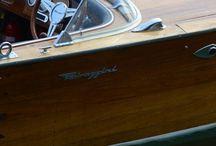 bateaux de bois