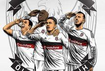 Beşiktaş Sen Bizim Herşeyimizsin