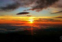 Montanhas e Picos / Fotografias tiradas de montanhas exploradas pela Equipe Vara Mato