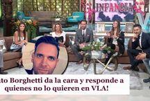 ¡Pato Borghetti da la cara y responde a quienes no lo quieren en VLA!