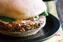 Burgers & Sandwiches / by Feeza K.