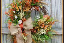 Ireland Irish Wreaths, by Irish Girl's Wreaths / Wreaths I have made inspired by Ireland