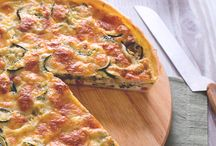 Torte salate, Quiche and Co