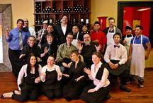 Our Team / La Baguette Bistro in OKC