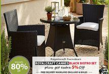 Outdoor Furniture   Patio & Garden Furniture