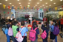 28 marzo 2015 Laboratori creativi per bambini / La creatività in Fapim e' fondamentale, così come coltivare talenti...