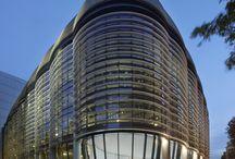 Architecture + exterior facade