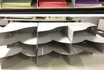 Storage ideas/ opbergideeen