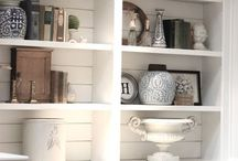bookshelf into a cupboard