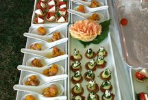 Party food / by Carmen Tucker