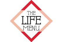 The Life Menu / Health, Food and Life Blog