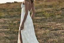 Boho wedding Dresses / by Angela Dykes