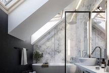 deco salle de bain marbre