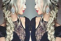 Makeup & Hair.