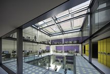 Planet Partitioning Atriums / Make the most of the natural light in your building with a Planet Partitioning Atrium.