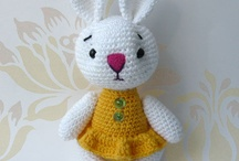 Amigurumi / by Ann Reed Long