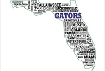 It's great to be a Florida Gator / by Jessica Hall