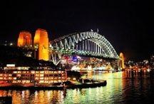 Places / Sidney, Harbour Bridge