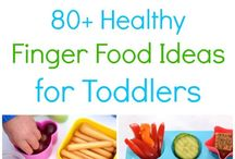 Toddler finger food
