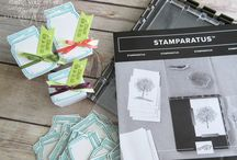 Stamparatus - Stamp Positioning Tool by Stampin' Up!