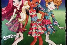Ever After High Pixies