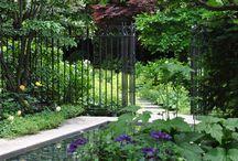 garden back or front