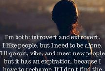 Personality etc