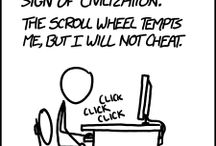 XKCD and the like