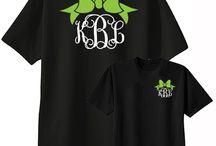 Initial shirts!