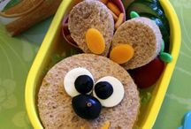 Toddler Food Ideas / by Dianne