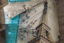Paris Themed Bedrooms / Mayghan bedroom