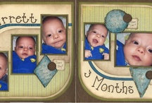 Scrapbook - 2 page / by Denise Gus