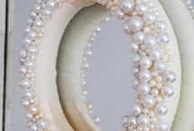 wintry pearl wreth
