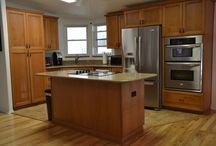 Kitchen Remodel With Island Addition / Kitchen Remodel With Island Addition Project Here In Southwest Florida.