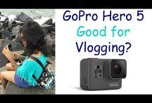 GoPro Hero 5 Camera a Vlogging camera?