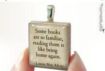 books / by Lydea Lipinski