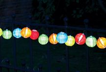 Garden Party Lighting / Here are our top garden party lighting picks to suit your soirée, whatever the occasion. https://www.lighting-direct.co.uk/ideas/garden-party-lighting-favourites/