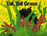 book nook: in the tall, tall, grass