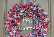 Holiday - Memorial Day, July 4th, Veterans Day