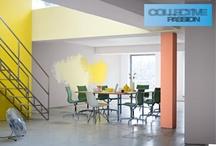 Tendencia Collective Passion - Colour Futures 13 / Unidos desde la diferencia, unidos por la pasión. Colores vivos, colores pasteles, colores cálidos…todos se unen y se mezclan para crear una única armonía tonal.