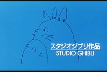 Studio Ghibli / by Savannah Kate