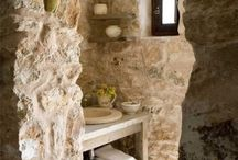parete pietra