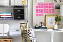 Un bureau #beau #fonctionnel #cocoon